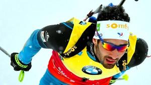 Der Biathlon-Boss