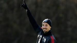 Ibrahimovic spielt für L.A.Galaxy