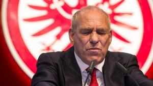 AfD-Anzeige gegen Eintracht-Präsident Fischer