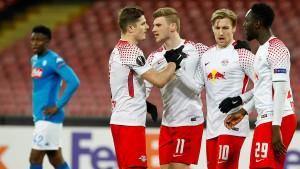 Leipzig nach Rückstand nicht aufzuhalten