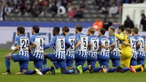 """""""Hertha fordert Trump heraus"""""""