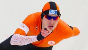 Rekordlauf bringt Beckert keine Medaille