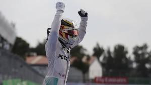 Speedy Lewis ist der schnellste Mercedes von Mexiko