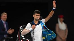 Djokovic scheitert im Achtelfinale