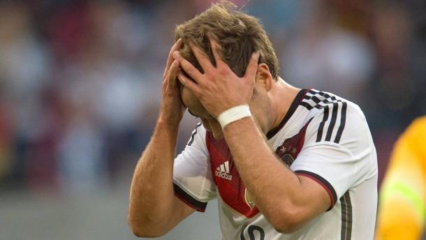 Klinsmanns Amerikaner ärgern DFB-Elf