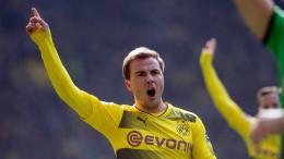 Dortmund baut Frust ab