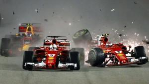 Was Vettel nach dem Desaster noch Mut macht