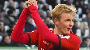 Wolfsburg bleibt mit Labbadia in Not
