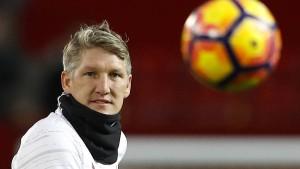 Schweinsteiger ist zurück bei Manchester United