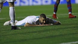Nächster Rückschlag für Real Madrid