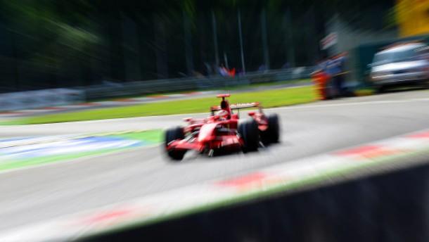 Spettacolo in der Heimat von Ferrari