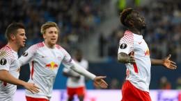 RB Leipzig erreicht das Viertelfinale der Europa League