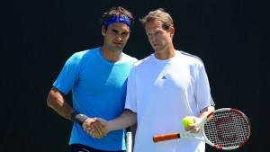 """""""Roger Federer ist besser als vor zehn Jahren"""""""
