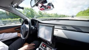 Nvidia stoppt Tests mit Roboterautos