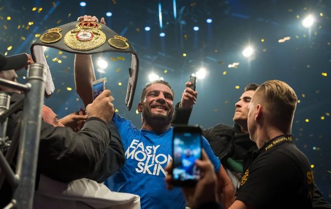 boxweltmeister gürtel