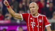 Robben warnt vor Trainer-Hängepartie