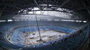 Muss Russland auch die Fußball-WM abgeben?