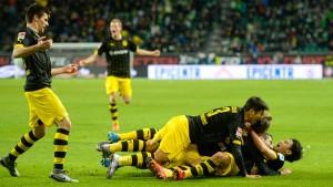 Dortmunds unglaubliche Schlusspointe