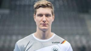 Abwehrspieler Lemke rückt ins deutsche Team nach