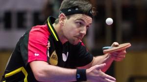 Ober-Erlenbacher Träume mit Tischtennisstar Boll