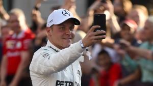 Mercedes verlängert Vertrag mit Bottas