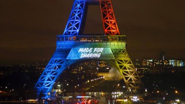 Paris setzt auf den Trump-Effekt