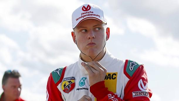 Der nächste Schritt für Mick Schumacher