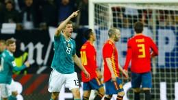 Deutschland wahrt die Serie