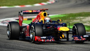 Vettel im Kampfmodus