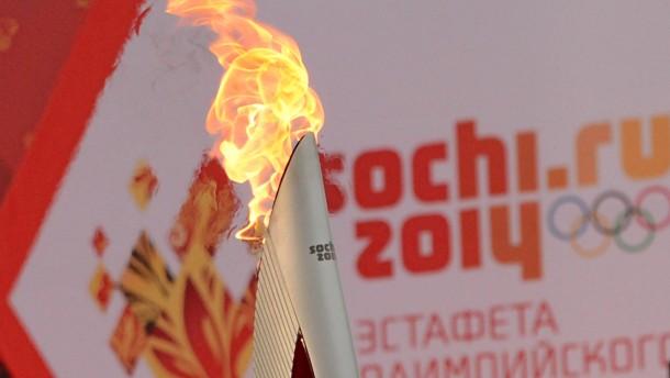 Zeitplan der Winterspiele in Sotschi