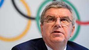 IOC vertagt Entscheidung über Russlands Olympia-Aus