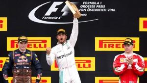 Mercedes beschuldigt Rosberg