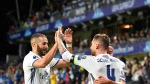 Real Madrid holt die nächste Trophäe