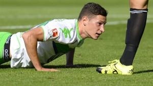 Enttäuschende Wolfsburger