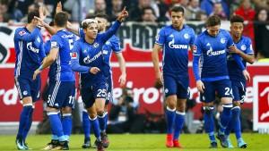 Keine Probleme für Schalke beim VfB