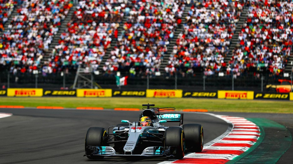 Ohne Speed zum Titel: Lewis Hamilton kann  sich sogar überrunden lassen