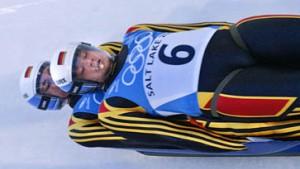 Leitner/Resch holen Gold im Doppelsitzer