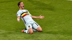 Belgiens Ausrufezeichen