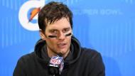 Brady spricht über seine Zukunft
