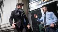 Noch einmal als BVB-Trainer gefragt: Thomas Tuchel schildert vor dem Landgericht die Folgen des Attentats auf den Mannschaftsbus.