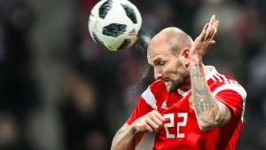 Zwei Deutsche sorgen in Russland für Ärger