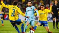 Barcelona strauchelt vor dem Topspiel