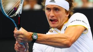 Zverev trennt sich von Trainer Ferrero