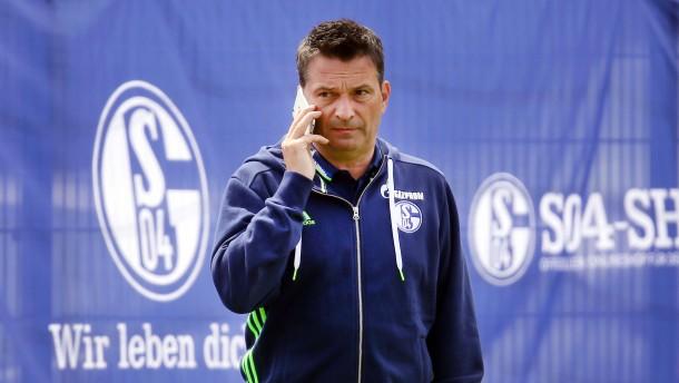 Wie Heidel das neue Schalke aufbaut