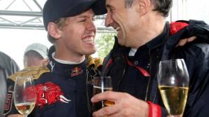 """""""In zwei Jahren ist Vettel WM-Kandidat"""""""