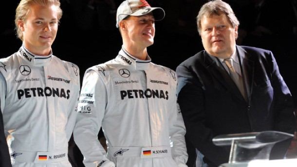 """""""Michael Schumacher wollte mich nie austricksen"""""""