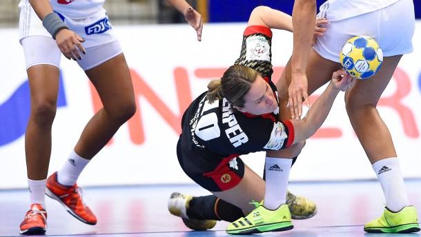 handball em damen