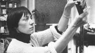 """Mitgründerin des """"Weiberrats"""" - Filmstudentin Helke Sander sprach sich 1968 in einer SDS-Versammlung für Frauenrechte aus."""