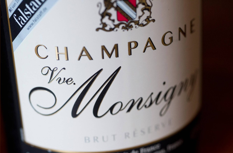 Champagner Monsigny