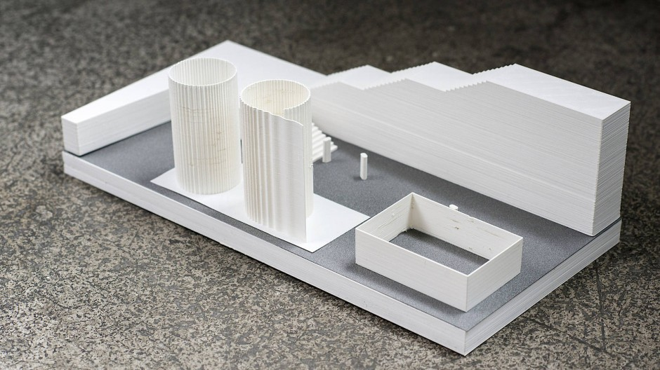 Das MAKK in klein: Im Museum für Angewandte Kunst Köln werden zur Möbelmesse Neuheiten gezeigt - als 3-D-Hologramme. Daran beteiligt sind Aussteller, die von der Design-Agentur Stylepark ausgewählt wurden.